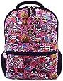 """L.O.L. Surprise! Dolls Girls 16"""" School Backpack, Black/Pink (Pink) - B19LO42752"""
