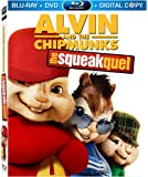 Alvin and the Chipmunks 2: The Squeakquel (Blu-ray/DVD/Digital Copy)