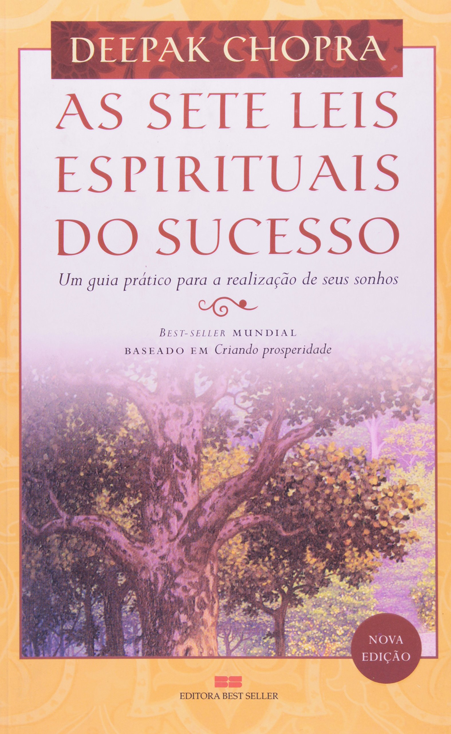 espirituais chopra 7 do deepak books sucesso as leis