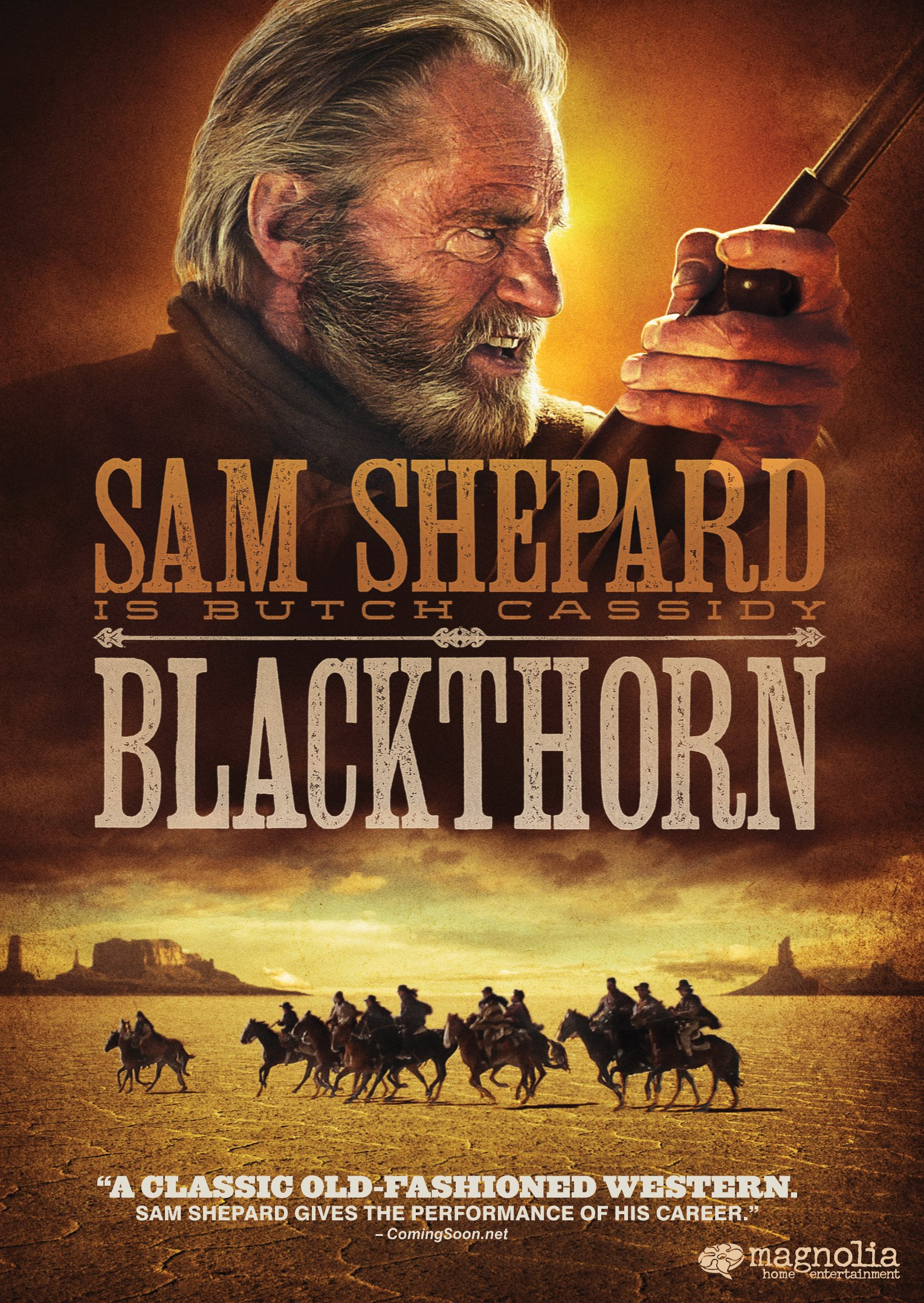 DVD : Blackthorn (Ws)