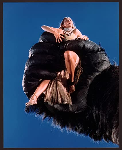 Was jessica lange king kong can suggest