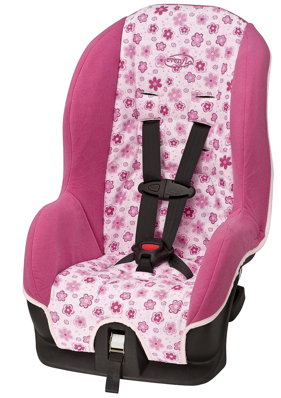 Amazon.com : Evenflo Tribute Sport Convertible Car Seat, Daisy ...
