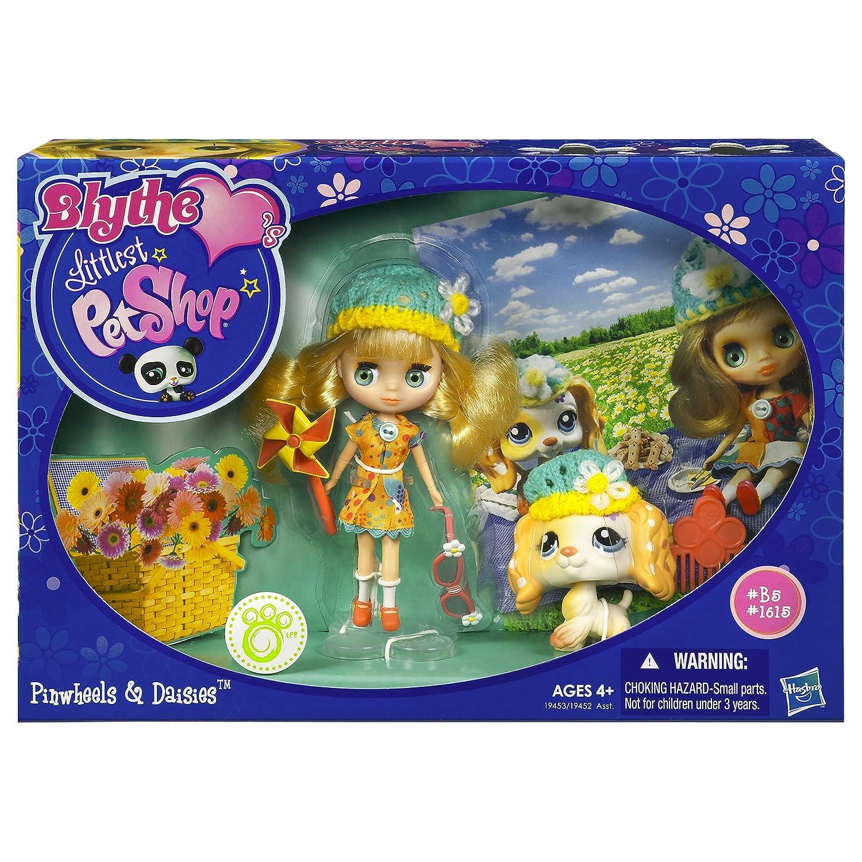 Amazon littlest pet shop blythe and pet pinwheels daisies amazon littlest pet shop blythe and pet pinwheels daisies toys games voltagebd Choice Image