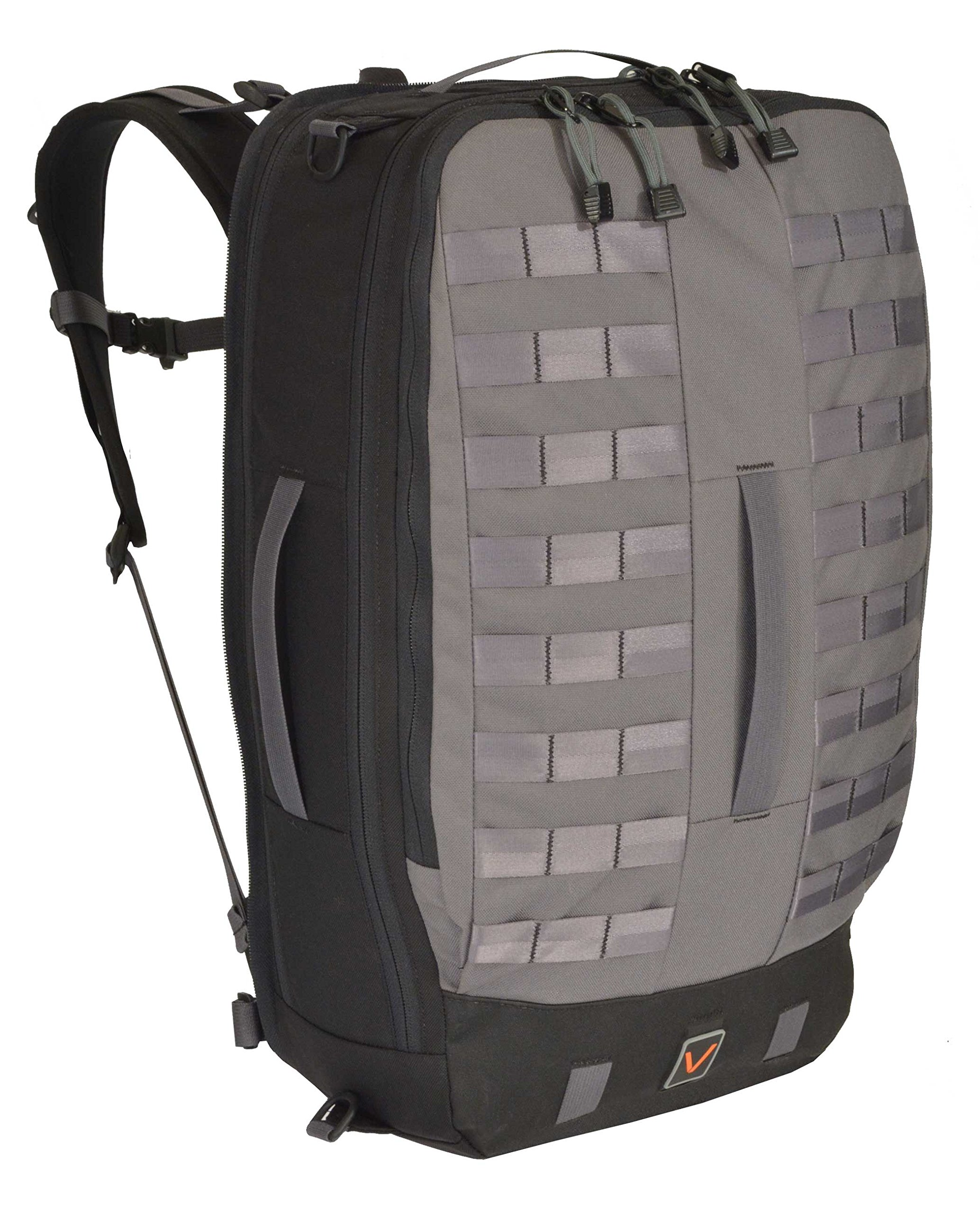 Velix Thrive 35 Convertible Travel Laptop backpack, Grey, Women's Small (VLX-THR35W-GRY-S) by Velix