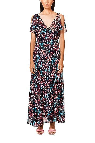 d433dd6632 ESPRIT Collection Vestito Elegante Donna: Amazon.it: Abbigliamento