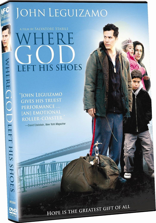 Amazon.com: Where God Left His Shoes: Sakina Jaffrey, John Leguizamo ...
