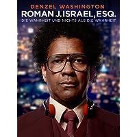 Roman J. Israel, Esq. - Die Wahrheit und nichts als die Wahrheit [dt./OV]