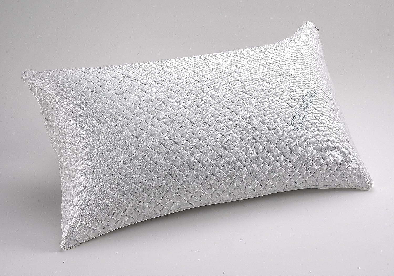 Belnou. Almohadas y Fundas Cool con Tejido Termoregulador Anti-Calor. (Funda 120 cm)