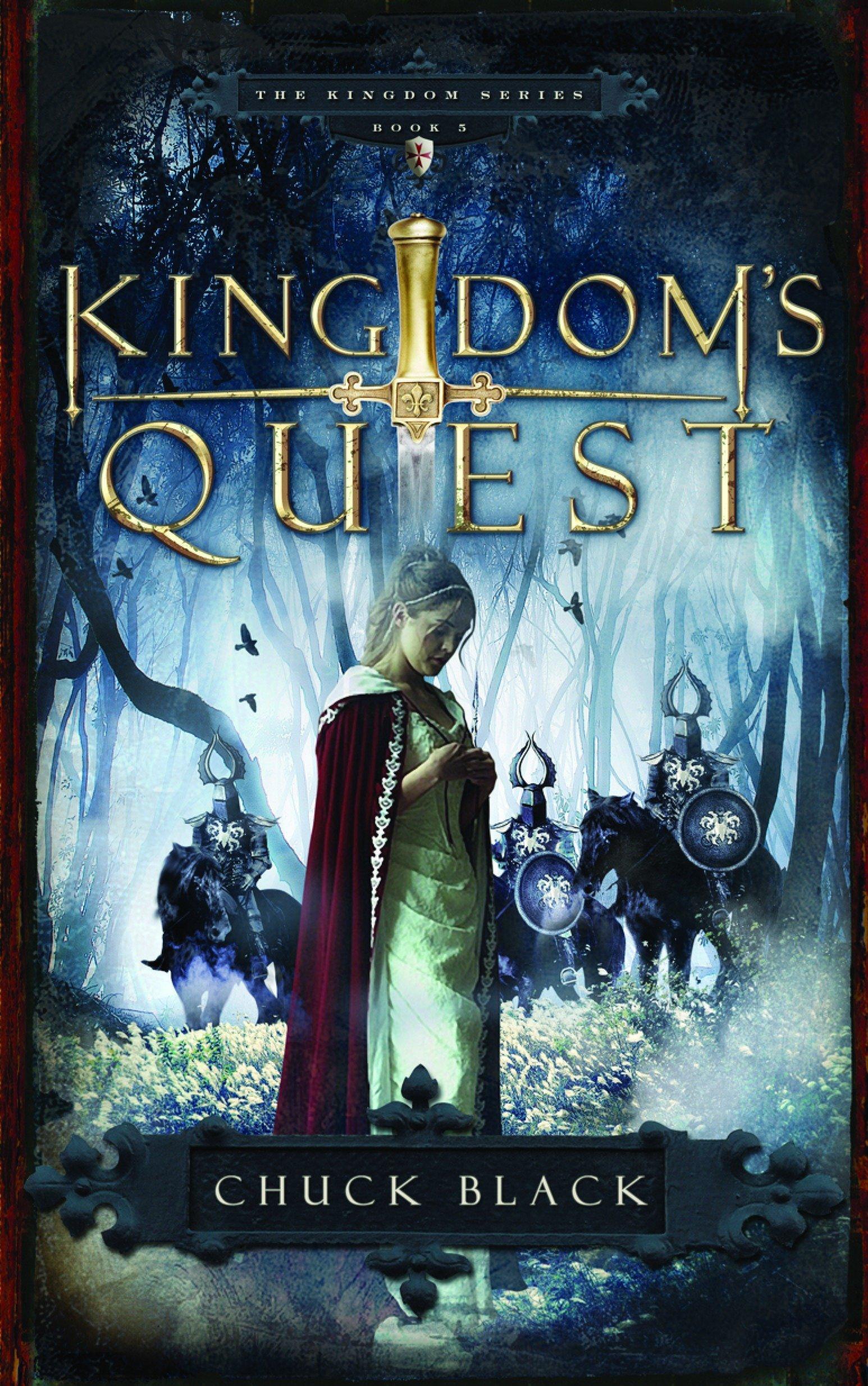 Kingdoms Quest Kingdom Book 5 product image