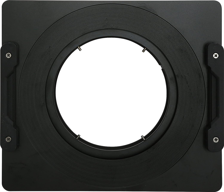 Rollei Pro Système Porte-Filtres pour les Filtres à Densité Neutre et Gradué de 70mm - Pour des optiques avec de filetage de 49mm, 52mm, 55mm, 58mm 26006 ND GND densité neutre gradué carré appareil photo dslr dégradé gris