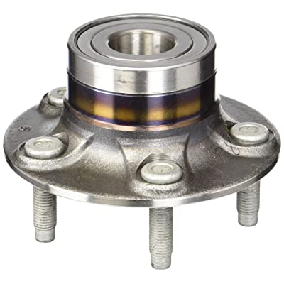 Timken 512106 Axle Bearing and Hub Assembly: Automotive