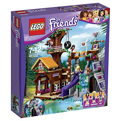 LEGO Friends Adventure Camp Tree House 41122: Toys & Games