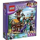 """レゴ (LEGO) フレンズ アドベンチャーキャンプ""""ツリーハウス"""" 41122"""