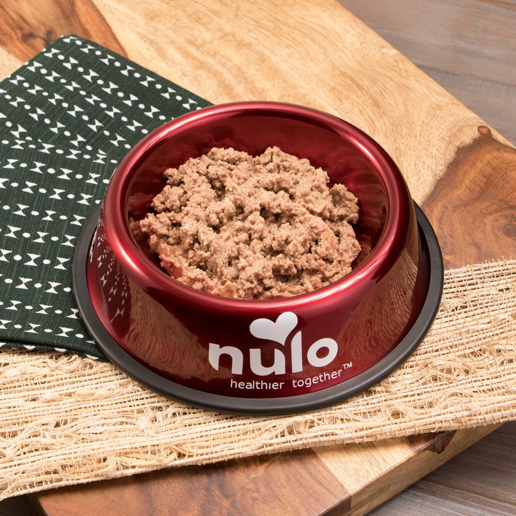 Nulo Adult & Kitten Grain Free Canned Wet Cat Food (Turkey & Chicken Recipe, 12.5 Oz, Case Of 12) by Nulo