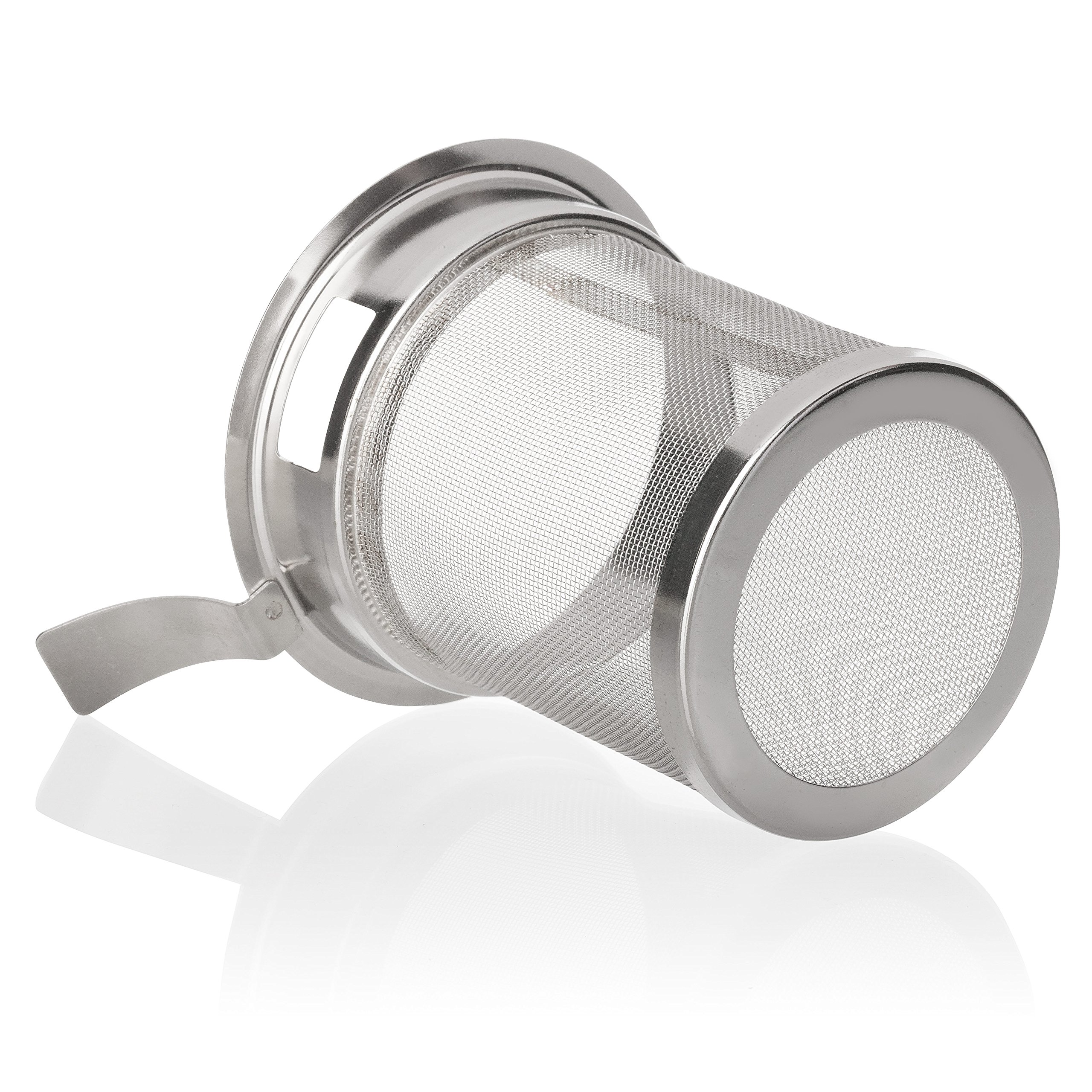 Price & Kensington Six Cup Stainless Steel Filter