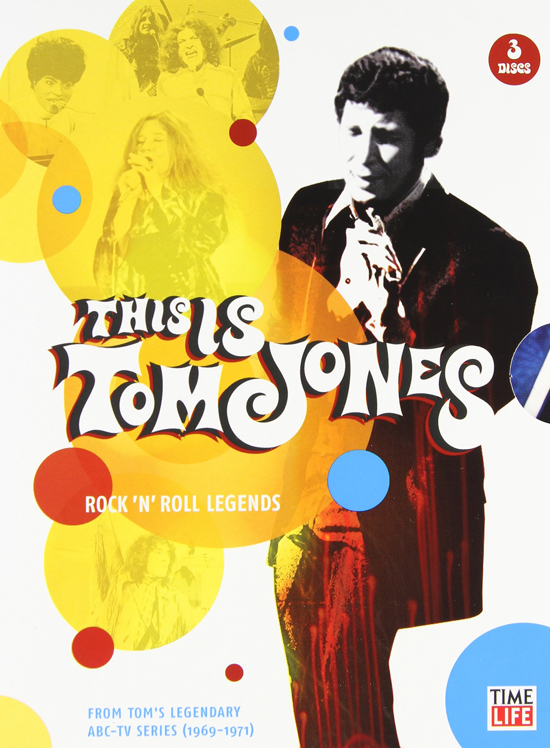 This is Tom Jones by WEA DVD