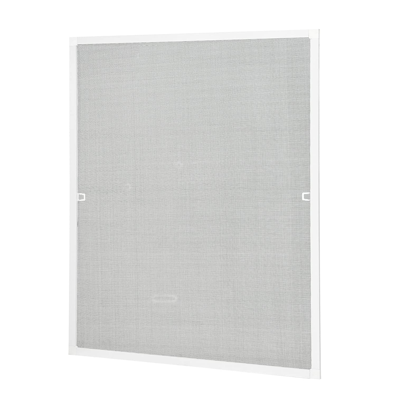 Fabulous casa.pro] Fliegengitter mit Rahmen 80x100 cm weiß - individuell  QI97