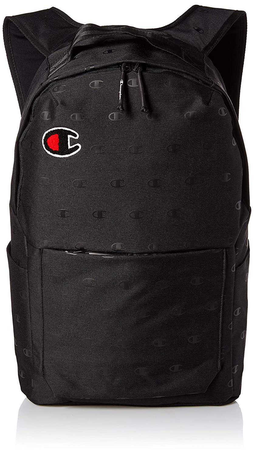 Champion Men's Advocate Backpack Black Heather OS CH1049-001