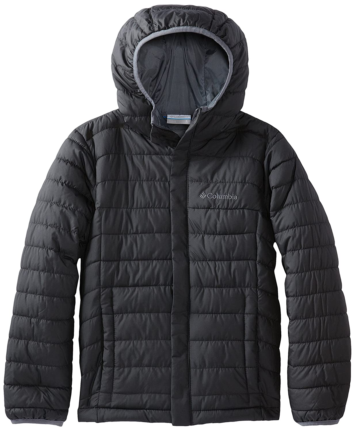 Columbia Boys' Powder Lite Puffer Jacket Columbia Boys 2-7 SB5493-010