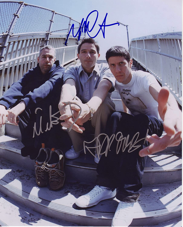 The Beastie Boys Autograph Signed 8 x 10 Photo Print