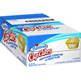 Hostess Cup Cakes, Orange, 8 Count (Pack of 6)