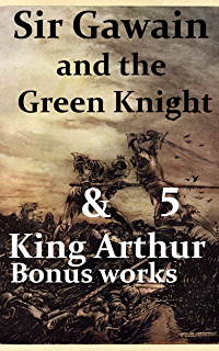 Amazon sir gawain and the green knight a new verse translation sir gawain and the green knight five king arthur bonus works le fandeluxe Images