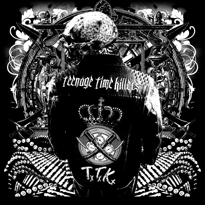 CD : Teenage Time Killers - Greatest Hits, Vol. 1 (CD)