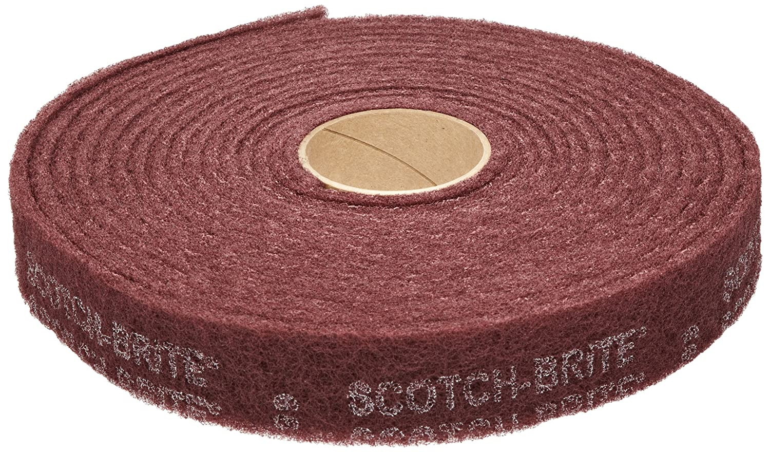 VSM Abrasives 1-1//2 X 50 Yard 220 Grit Aluminum Oxide Cloth Roll F Weighted Backing Very Fine Grade
