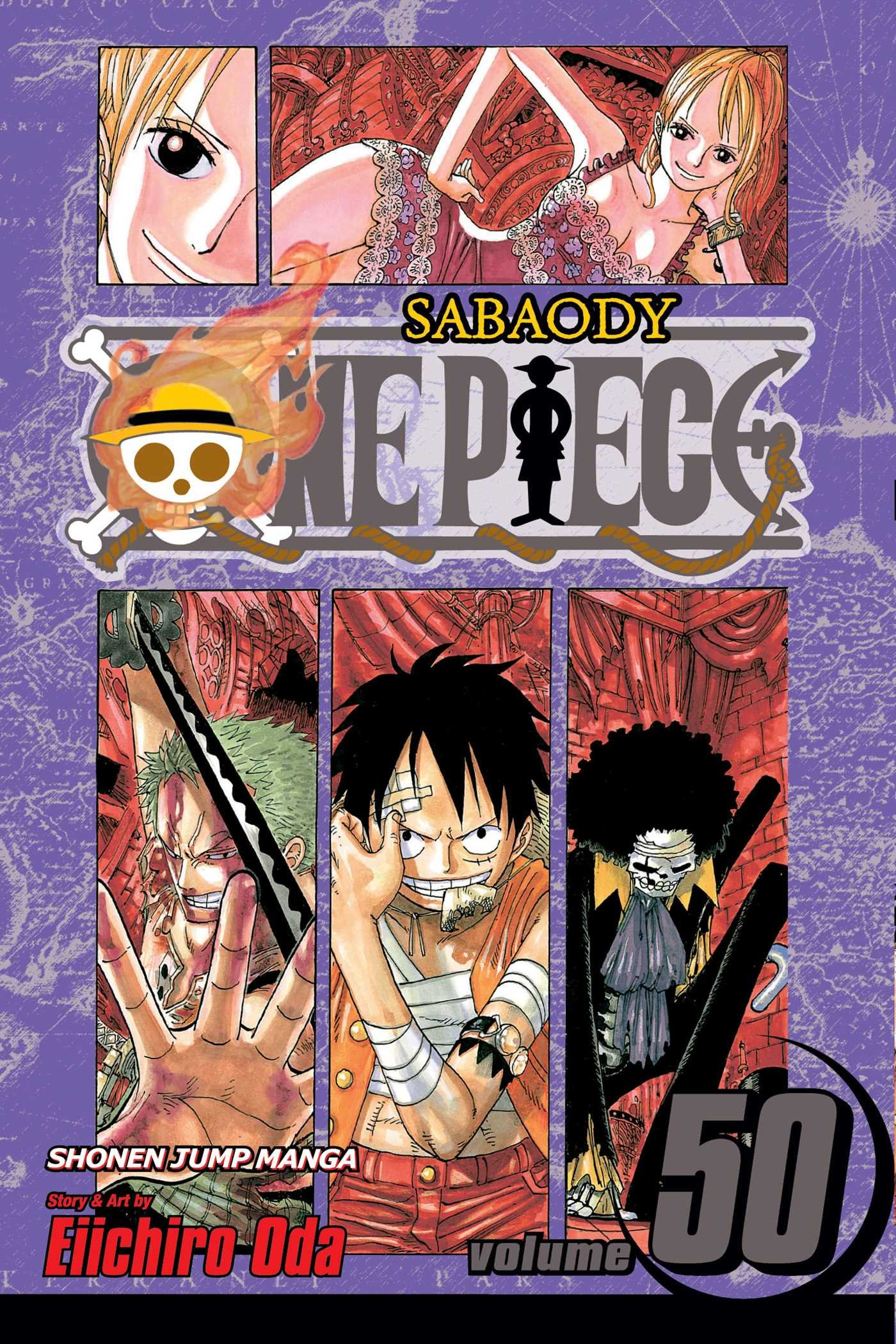Amazon One Piece Vol 50 9781421534664 Eiichiro Oda Books