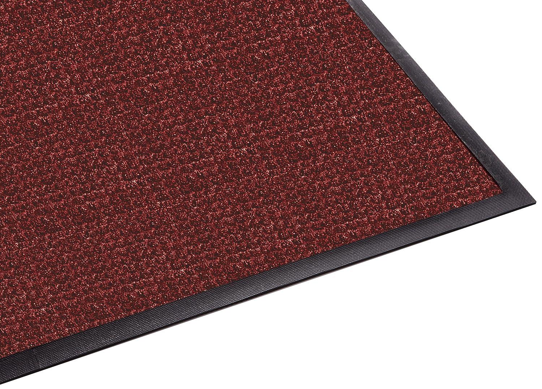 3c1719616019 Charcoal 3'x12' Millennium Mat Company WG031204 3x12 Guardian WaterGuard  Indoor/Outdoor Wiper Scraper Floor Mat ...