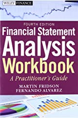 Financial Statement Analysis Workbook: A Practitioner's Guide, 4th Edition Paperback