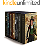 Legacy Chronicles --(Box Set) Books 1-6 and Standalone, Boom Time (Steampunk/fantasy) Action/Adventure