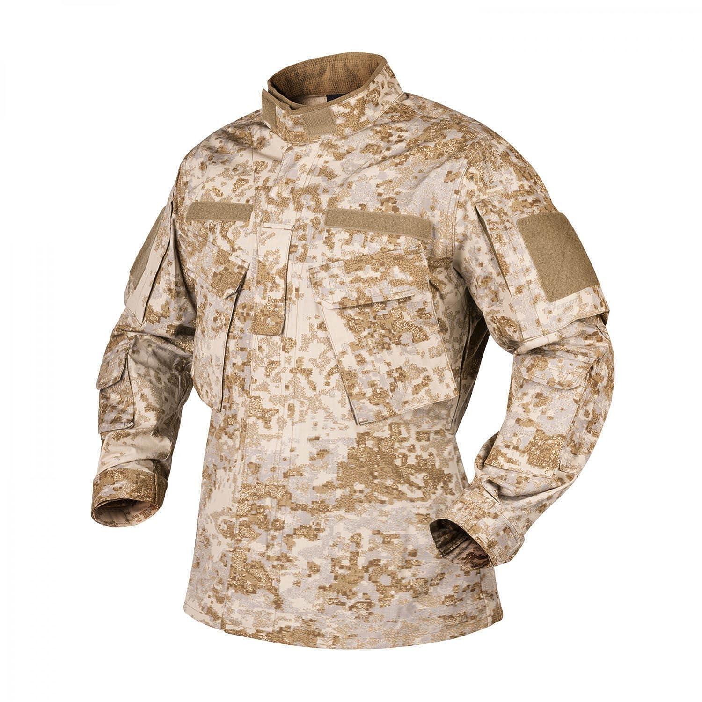 Helikon-Tex CPU Shirt - NyCo Ripstop - PenCott Sandstorm