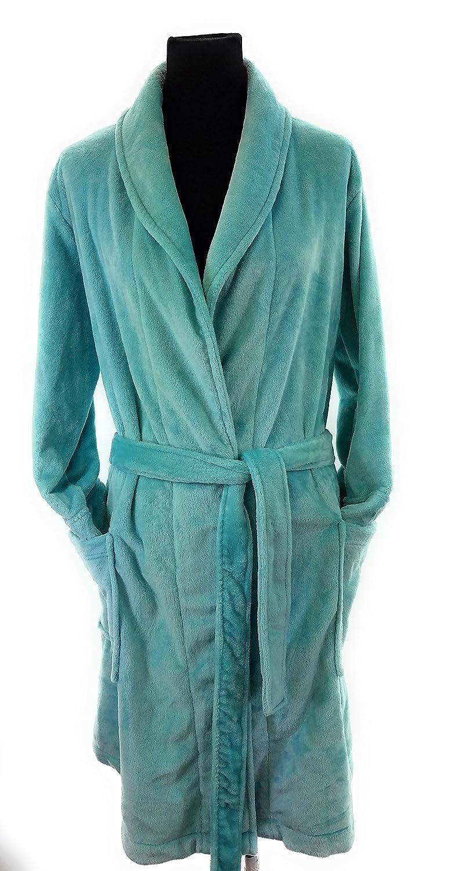 2ec4d0fa32 Charter Club Super Soft Shawl Collar Short Robe (X-Large