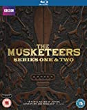 The Musketeers (Series 1 & 2) - 7-Disc Box Set ( The Musketeers - Series One and Two (20 Episodes) ) [ Blu-Ray, Reg.A/B/C Import - United Kingdom ]