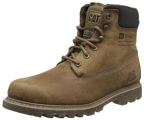 Cat Bruiser, Botines para Hombre, Marrón (Drifted), 48 EU: Amazon.es: Zapatos y complementos