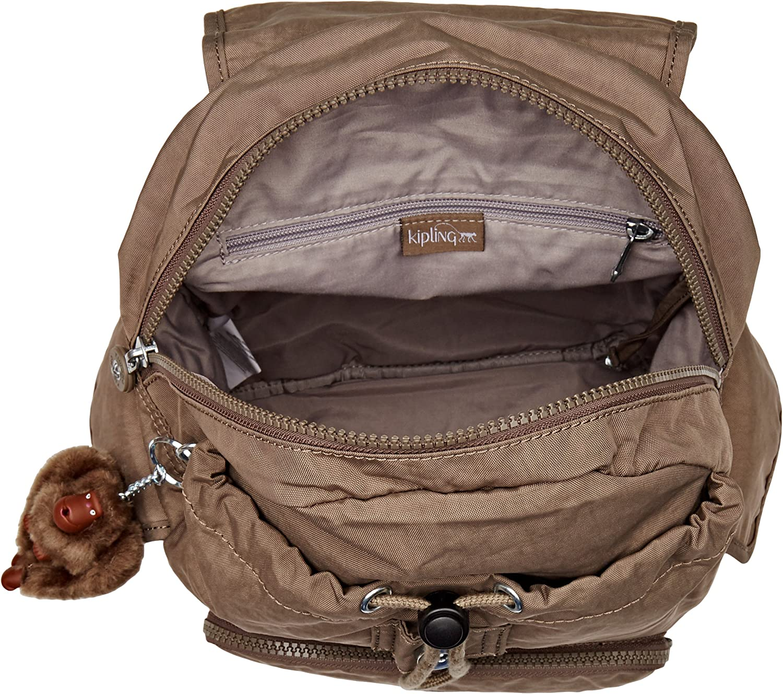 Kipling Women's City Pack S Backpacks Brown (True Beige True Beige)