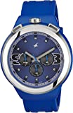 Fastrack Chronograph Blue Dial Men's Watch-38002PP03J