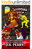 Roundtable Redcap: Providence Paranormal College Book Six