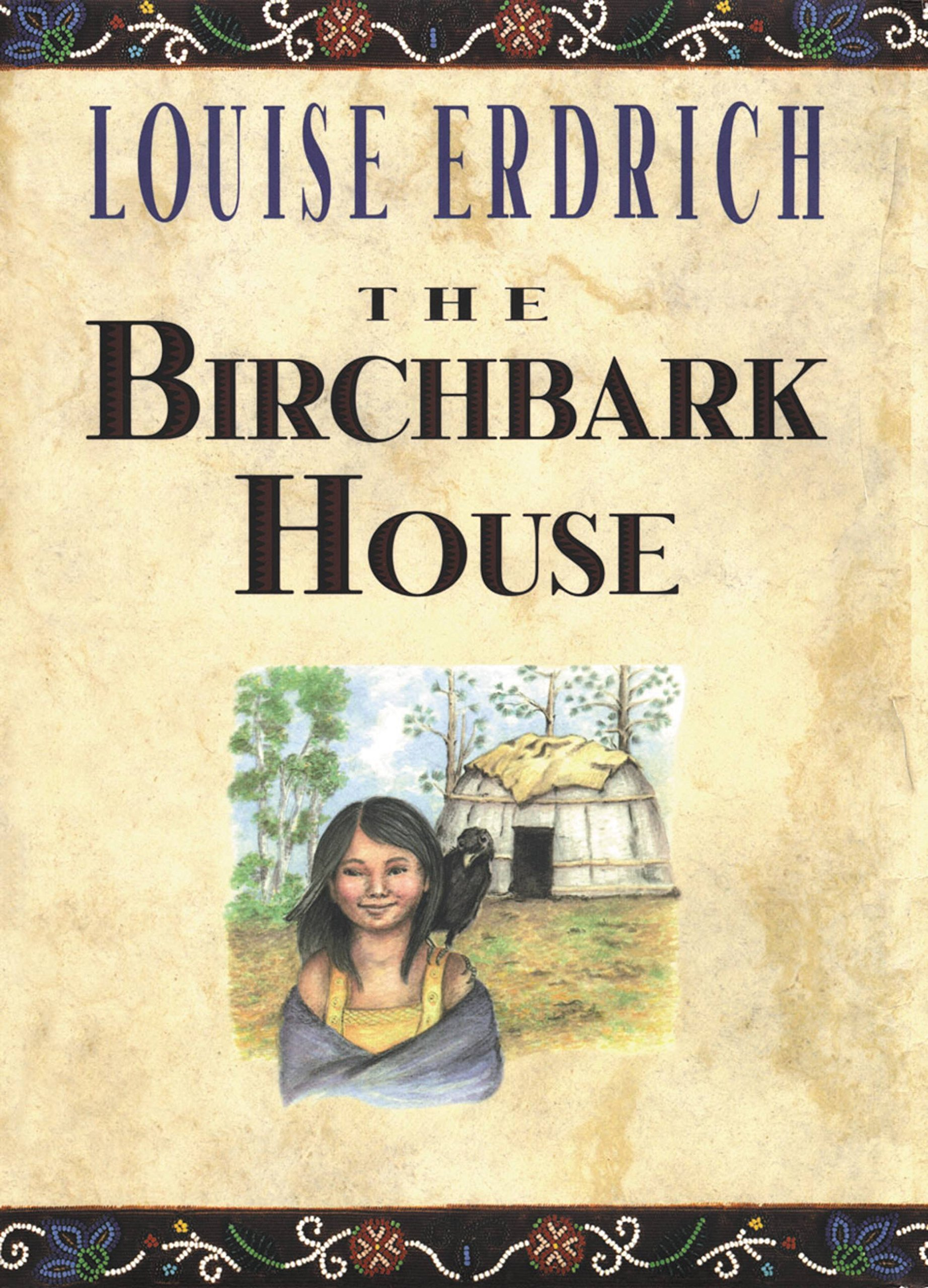 Book cover of The Birchbark House
