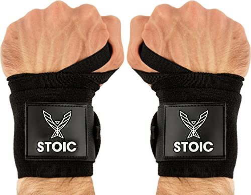 Wrist Wraps by Stoic