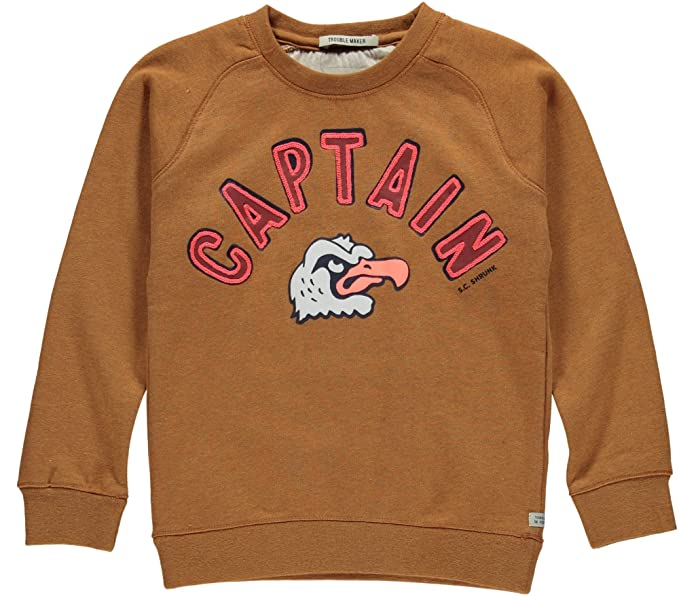 SCOTCH&SODA - SUDADERA CAPTAIN - NIÑO