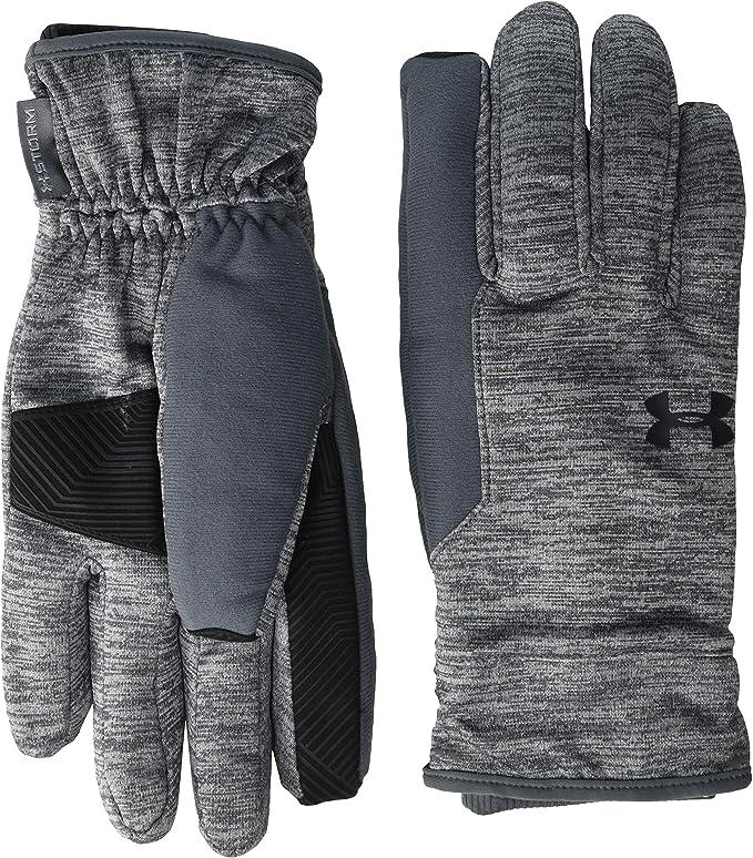 Under Armour Mens Ss ColdGear infared Run Liner Gloves