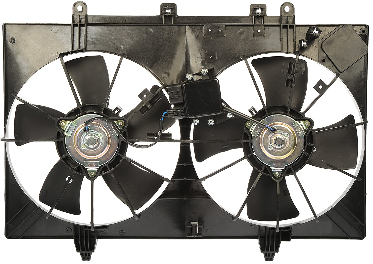 Dorman 621-243 Dual Fan Assembly for Infiniti Dorman - OE Solutions
