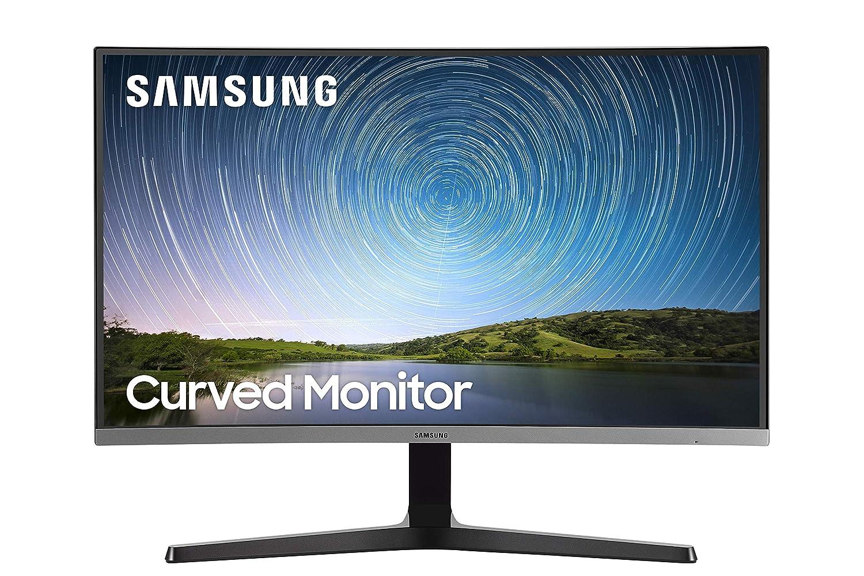 Samsung C32F395 Blanco Full HD, 16:9, LED, 4 ms, 60 Hz, HDMI, 1800R Monitor curvo 32
