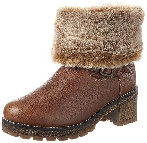 Zapatos Mujer Botas Para Y es Amazon Remonte D7171 Nieve De XI858q