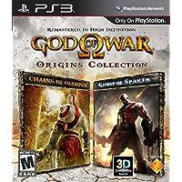 God Of War: Origins Collection - PlayStation 3 - Standard Edition