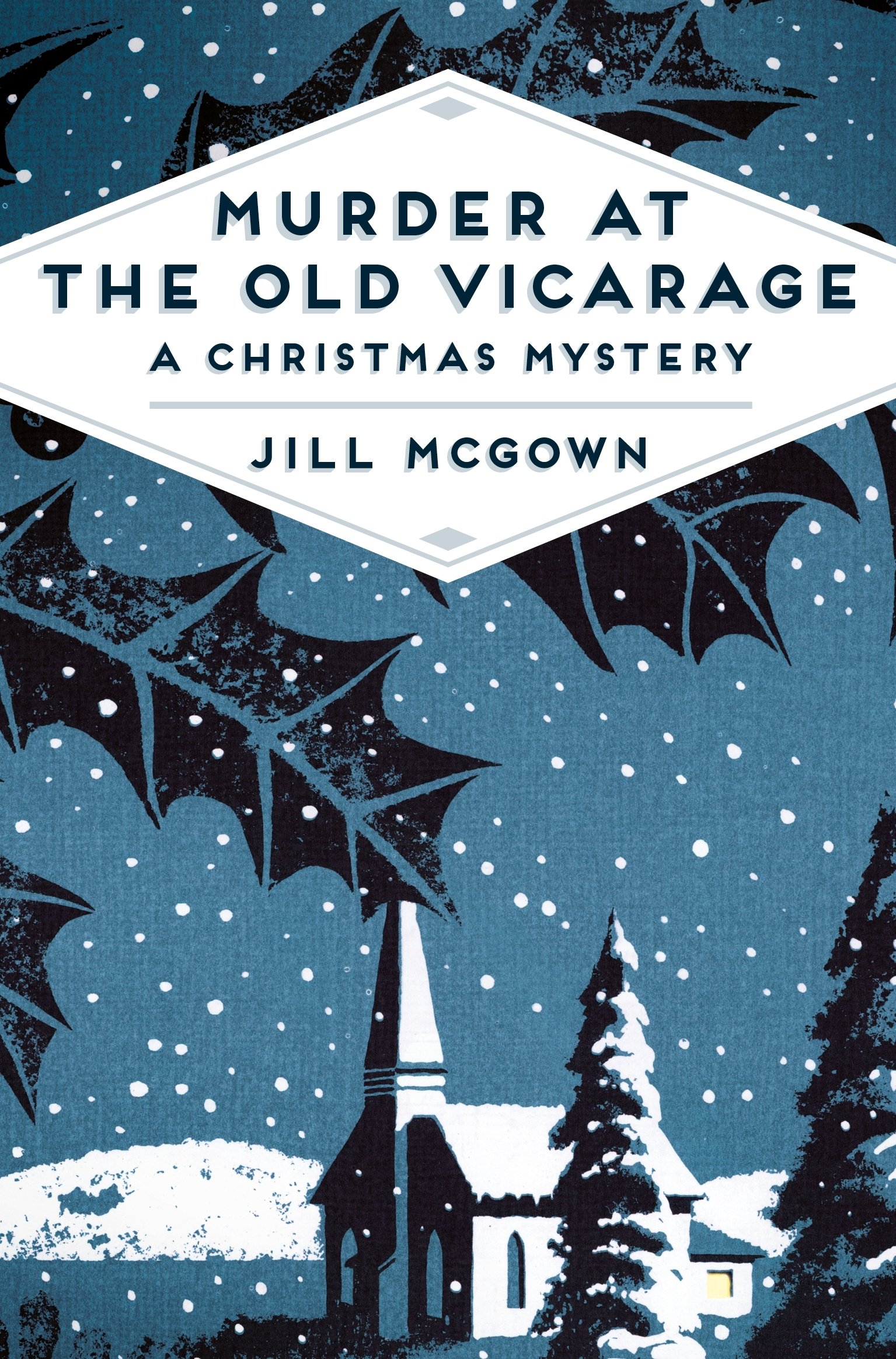 A Christmas Mystery.Murder At The Old Vicarage A Christmas Mystery Pan