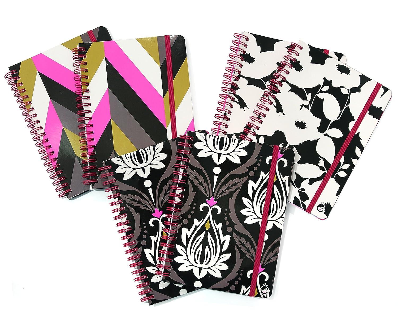 Studio C de Fashionista - Carpeta organizadora de C cartas, color Personal Notebook c8bbcb
