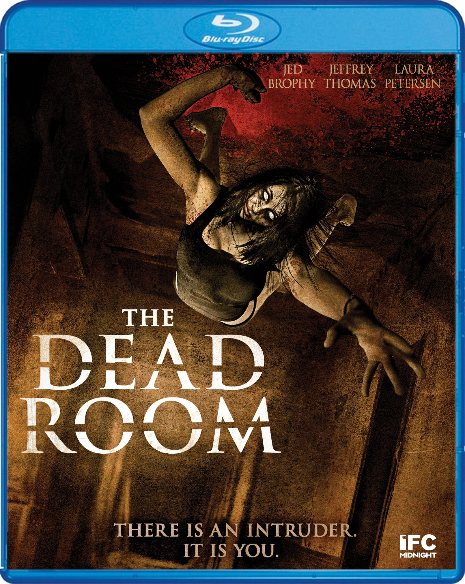 Blu-ray : The Dead Room (Widescreen)